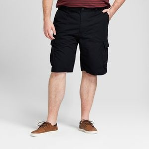 Men's 11 Big & Tall Ripstop Cargo Shorts - Goodfel